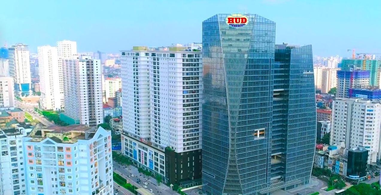 Trụ sở chính Tổng công ty đầu tư phát triển Nhà và Đô thị (HUD)