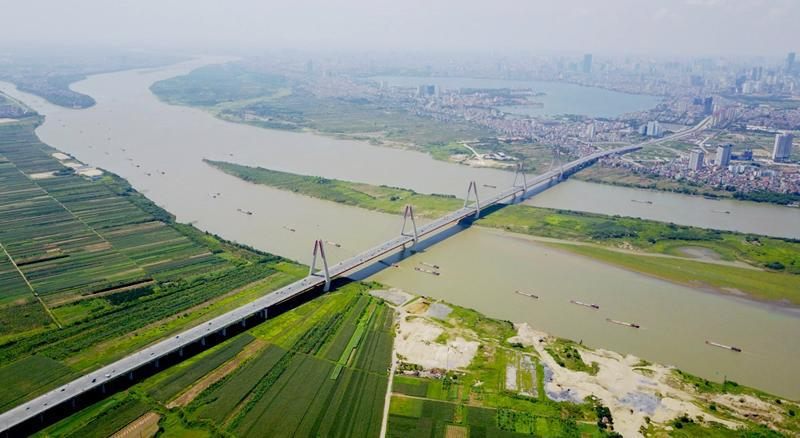 Đông Anh là huyện có tổng số dự án và diện tích đất thu hồi lớn nhất của Hà Nội trong năm 2021…